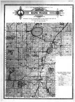 Maine Prairie Township, Stearns County 1912